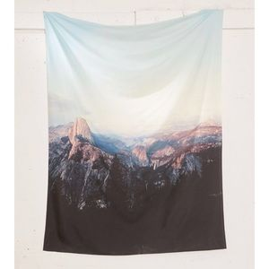 New with tags Yosemite tapestry